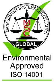 Environmental Approved ISO Logo