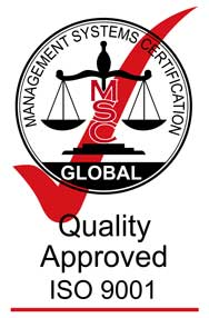 Quality Approved ISO Logo