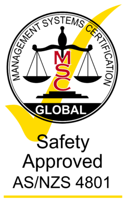 Safety Approved Logo